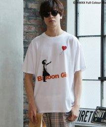 UNION STATION/『Banksy+design』アートデザインTシャツ<バンクシー>/503188924