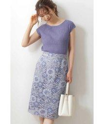 PROPORTION BODY DRESSING/◆エルフィンレースタイトスカート/503189049