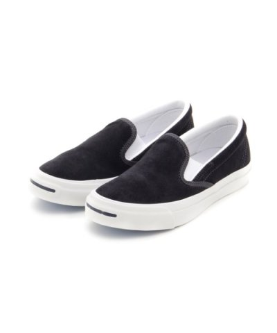 【CONVERSE】JACK PURCELL SUEDE SLIP-ON RH