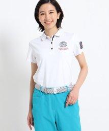 adabat/【吸水速乾/UVカット】ナンバリング半袖ポロシャツ/503189536