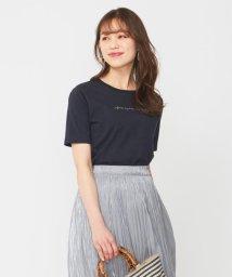 any SiS S/【道重さゆみさん着用】ロゴプリント Tシャツ/503191092
