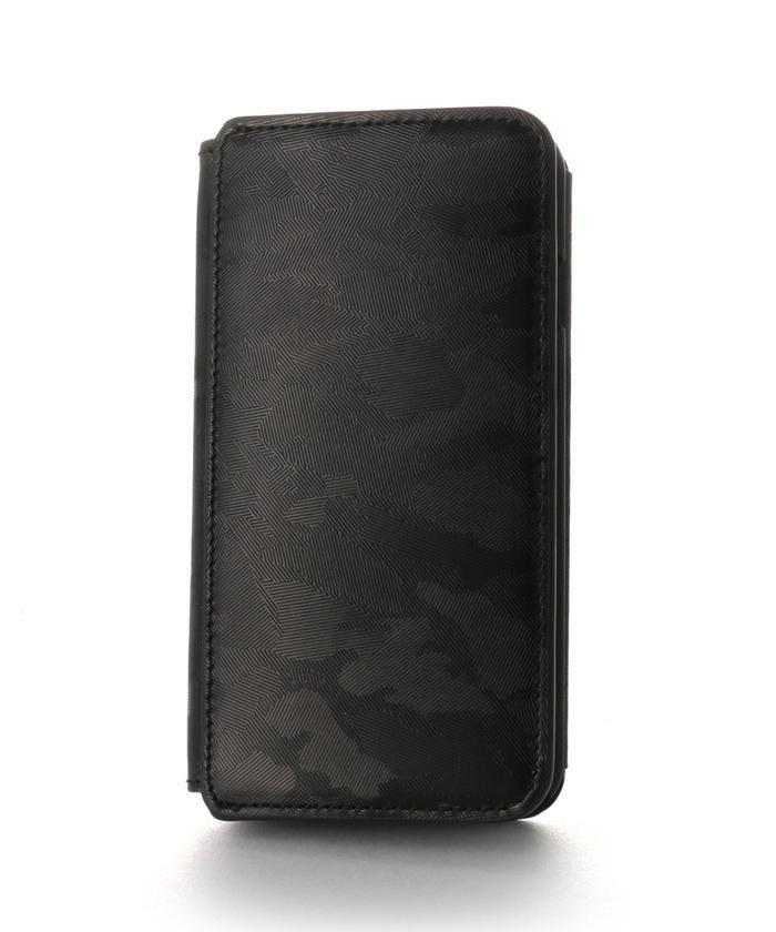 キングズバイサマンサタバサ 3フェイス iPhone6ケース(カモフラ) メンズ ブラック FREE 【KINGZ by Samantha Thavasa】