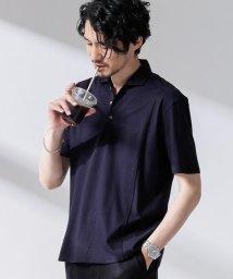 nano・universe/Pattern made fit ポロシャツ/503095765