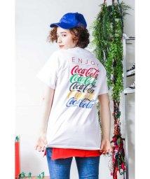 ROSE BUD/<ROSE BUD別注>「コカ·コーラ」Tシャツ/503191733