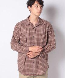 Ciaopanic/【Ciaopanicメンズ】裾パイピングシャツLS/503177748