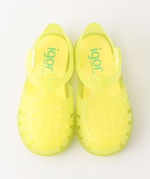 green label relaxing (Kids)/igor(イゴール)TOBBY VELCRO 14cm-18cm/503183880