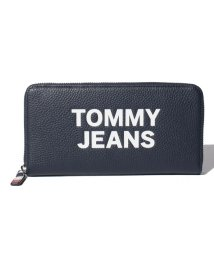 TOMMY JEANS/レザー ロング ウォレット/503185938