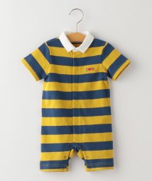 SHIPS KIDS/SHIPS KIDS:ラガーシャツ ロンパース/503193145