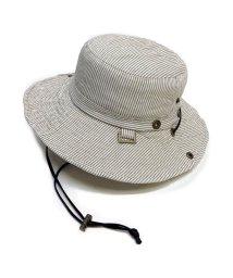 exrevo/【サファリハット レディース】テンガロンハット にも!「2way サファリハット」 レディース 海 メンズ シンプル アドベンチャーハット 帽子 コットン UV/503193160