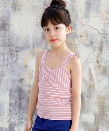 子供服Bee/ボーダーキャミソール/503193379