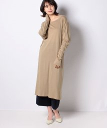 Spick & Span/SANDY TOES Spima Cotton LongSleeve Dress/503177563