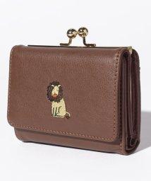 Laplace box/コミカルアニマルがま口ミドル財布/503187219