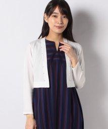 MISS J/【洗える】ハノン ビジューボレロ/503190289
