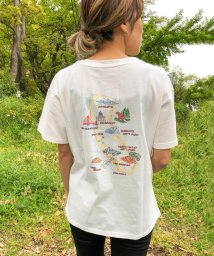 LIPSTAR/【ARISA SUTOコラボ】イラストTシャツ/503191467