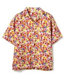 GARDEN/My Town Wear/マイタウンウェアー/PSYFLOWER SS SHIRTS/フラワーショートスリーブシャツ/503193890