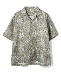 GARDEN/My Town Wear/マイタウンウェアー/PAISLEY SS SHIRTS/ペイズリーショートスリーブシャツ/503193891