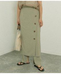 AULI/スカート+パンツセット/503194031