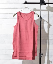 realize/【W】waffle tanktop - ワッフルタンクトップ/503195177