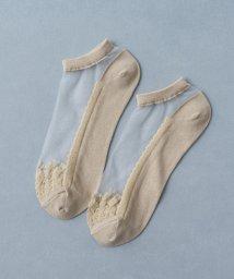 miniministore/くるぶし 靴下 おしゃれ アンクルソックス パンプス 靴下 脱げない スニーカーソックス レディース かわいい シースルー ソックス/503195268