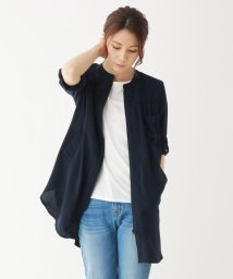 SHOO・LA・RUE/【M-LL】シーアロングシャツジャケット/503195638