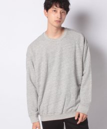 AG Jeans/【MENS】ARCHETYPE PULLOVER HEATHER GREY  /503113473
