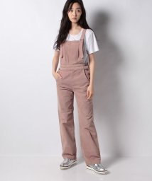 AG Jeans/GWENDOLYN OVERALL SULFUR PALE WISTERIA/503113513