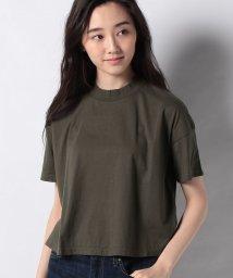 AG Jeans/DREW MOCK NECK ASH GREEN     /503113595