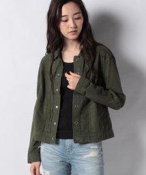 AG Jeans/ELIETTE  SULFUR ASH GREEN    /503113598