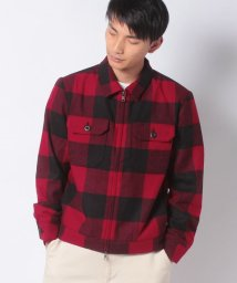AG Jeans/【MENS】AXLE SHOP JACKET  RED AMARYLLIS/BLACK /503113674