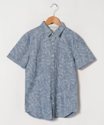 AG Jeans/【MENS】PEARSON S/S SHIRT IMPRINTED LEAVES I/W/503113680
