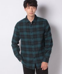 AG Jeans/【MENS】COLTON SHIRT BLACK DEEP ABYSS    /503113686