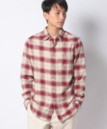 AG Jeans/【MENS】COLTON SHIRT NATURAL TANNIC RED  /503113687