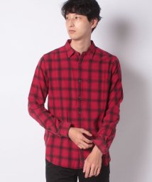 AG Jeans/【MENS】COLTON SHIRT 15Y FADED RED/BLACK /503113688