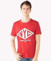 TOMMY HILFIGER/ NYCロゴTシャツ /503186258