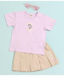 ANAP KIDS/ユニコーン刺繍Tシャツ/503195843