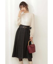 PROPORTION BODY DRESSING/◆デニムマーメイドフレアスカート/503195992