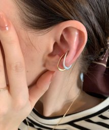 marjour/SINGLE EARCUFF/503196468