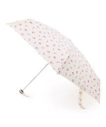 grove/チェリー柄晴雨兼用折り畳み傘/503196570