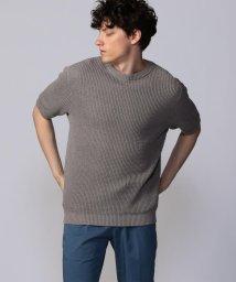 TOMORROWLAND MENS/ギマリネン ニットTシャツ/503197539