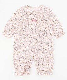 KUMIKYOKU KIDS/【70cm】ピンクベリー ロンパース/503197806