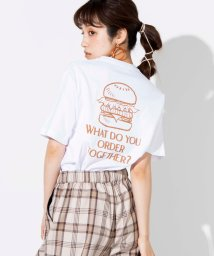 WEGO/DELISHBURGERTシャツ/503118484