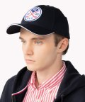 TOMMY HILFIGER/グラフィック ワッペン キャップ/503186257