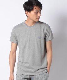 EMPORIO ARMANI/【セットアップ対応商品】エンポリオアルマーニ ロゴテリーTシャツ/503188031