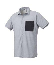DESCENTE/【ZERO STYLE】サンスクリーン 襟付きシャツ/503192214