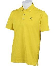 Munsingwear/【吸汗速乾】ラベルモチーフジャカード半袖シャツ(20SS)/503192473