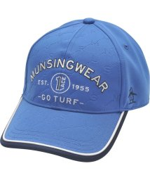 Munsingwear/【はっ水】エンボスロゴキャップ(20SS)/503192491