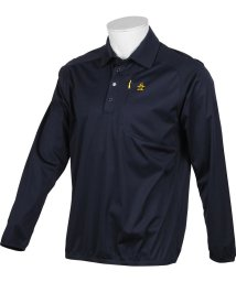 Munsingwear/【はっ水】【防風】エアシャットストレッチ長袖シャツ(20SS)/503192499