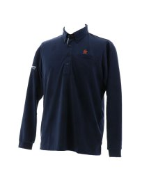 Munsingwear/【吸汗速乾】SUNSHINEモチーフジャカード長袖シャツ(20SS)/503192500