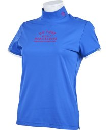 Munsingwear/【サンスクリーン】【UPF50】スムースハイネック半袖シャツ(20SS)/503192551