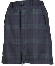 Munsingwear/【はっ水】ツイルプリントレインウェアスカート(48cm丈)(20SS)/503192560